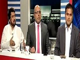 Takrar (Protest Against Altaf Hussain in London) – 27th July 2015