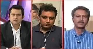 Takrar (PTI Aur JI Ke Na Ittefaqi Ka Faida MQM Ko) – 20th April 2015