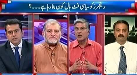 Takrar (PTI & PAT Ready For Movement Against PMLN Govt) - 1st August 2016