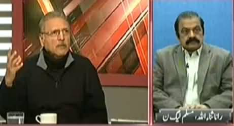 Takrar (PTI Sit-in Ended, Now Responsibility on Govt) - 18th December 2014