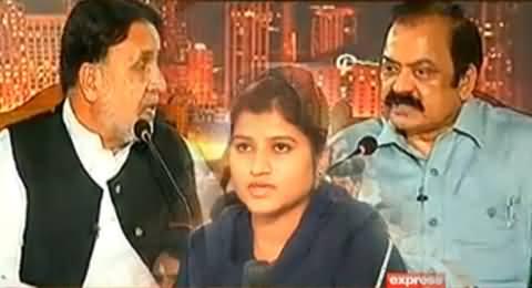 Takrar (Rana Sanaullah Vs Mehmood ur Rasheed Facing Tough Questions of Youth) – 24th May 2014
