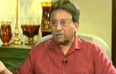 Takrar REPEAT (Pervez Musharraf Exclusive Interview) - 22nd January 2015