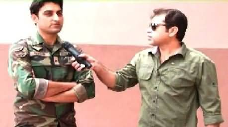 Takrar REPEAT (SSG Commando Training Special) – 20th July 2015