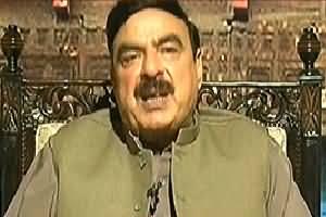 Takrar (Shaikh Rasheed Ahmad Exclusive Interview) – 27th March 2014