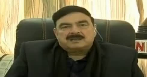 Takrar (Sheikh Rasheed Ahmad Exclusive Interview) - 16th January 2017