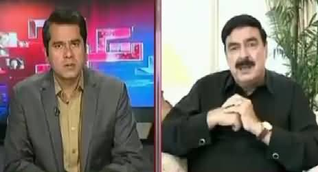 Takrar (Sheikh Rasheed Ahmad Exclusive Interview) – 16th September 2015