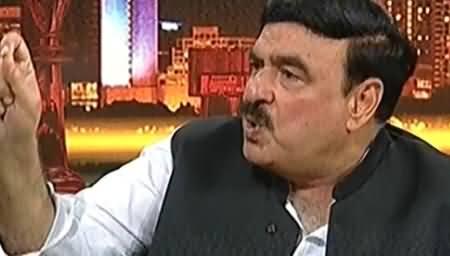 Takrar (Sheikh Rasheed Ahmad Exclusive Interview) – 17th May 2014