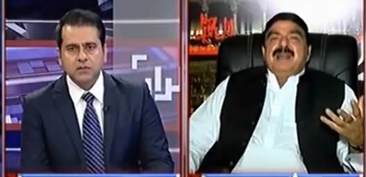 Takrar (Sheikh Rasheed Ahmad Exclusive Interview) - 17th May 2017