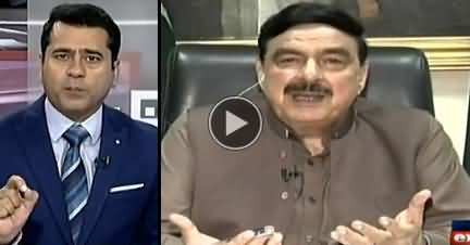 Takrar (Sheikh Rasheed Ahmad Exclusive Interview) - 19th March 2019