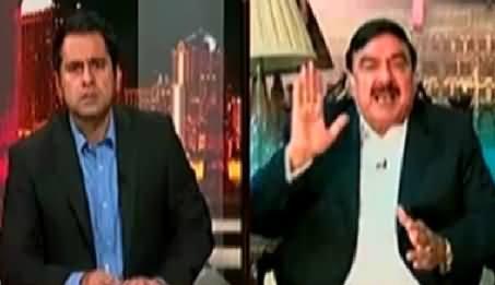 Takrar (Sheikh Rasheed Ahmad Exclusive Interview) – 20th June 2014