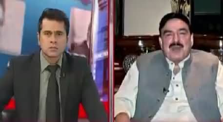 Takrar (Sheikh Rasheed Ahmad Exclusive Interview) – 23rd November 2015