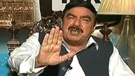 Takrar (Sheikh Rasheed Ahmad Exclusive Interview) – 25th April 2014