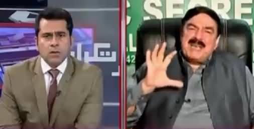 Takrar (Sheikh Rasheed Ahmad Exclusive Interview) – 3rd May 2016