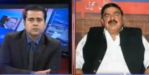 Takrar (Sheikh Rasheed Ahmad Exclusive Interview) - 5th July 2017
