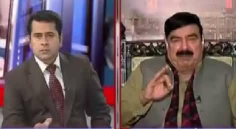Takrar (Sheikh Rasheed Ahmad Exclusive Interview) – 6th January 2016