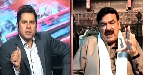 Takrar (Sheikh Rasheed Ahmad Exclusive Interview) – 9th March 2015