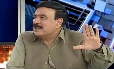 Takrar (Sheikh Rasheed Ahmed Exclusive Interview) – 30th June 2015