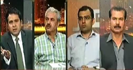 Takrar (Should Geo Be Banned in Pakistan?) – 24th April 2014
