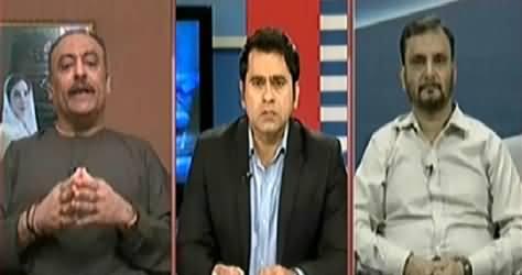 Takrar (Why MQM Is Angry on Karachi Operation) - 27th January 2015