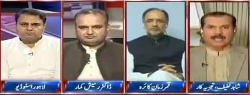 Takrar (Zardari NAB Ke Shikanje Se Azad) - 28th August 2017