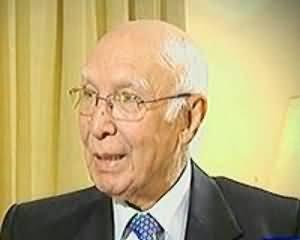 Talaash - 4th August 2013 (Sartaj Aziz Exclusive Interview)