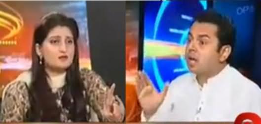 Talal Chaudhry Could Not Answer A Single Question Out of Nine Questions By Parash Khursheed