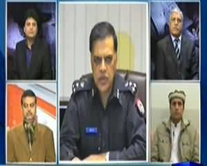 Talaash (Namanzori Pe, Resign Karne Ki Damkiyan) – 21th December 2013