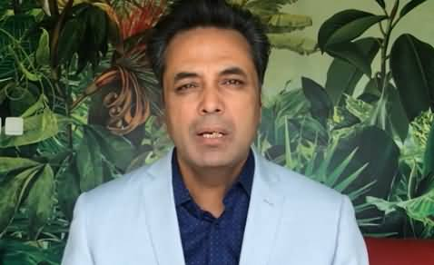 Talat Hussain Analysis on Sudden Increase in Dollar Price