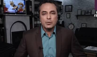Talat Hussain Comments on News About Nawaz Sharif Starting Mass Contact Campaign