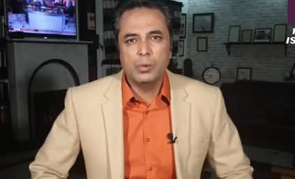 Talat Hussain Comments on PM Imran Khan's Tweet Quoting Bill Gates About Chickens