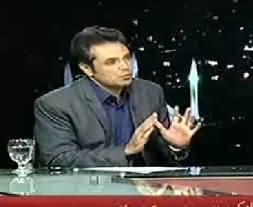 Talat Hussain Criticised Imran Khan on Allowing Taliban To Open Office in Pakistan