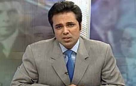 Jhootay Ka Muh Kala By Talat Hussain - 29th July 2013