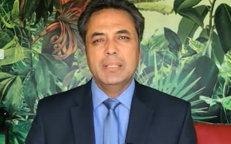 Talat Hussain Views on Asad Umar Resignation From Finance Ministry