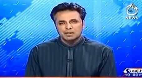Talat Hussain Views on Current Political Crises and Demand of Nawaz Sharif's Resignation