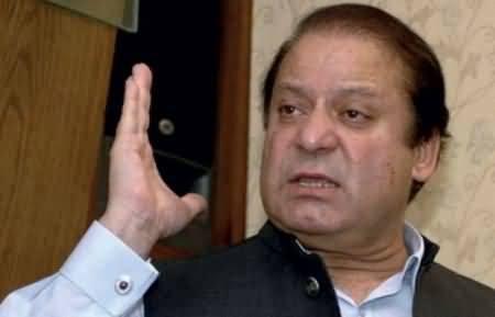 Taliban Has Damaged the Peace Talks By Killing 23 FC Soldiers - PM Nawaz Sharif