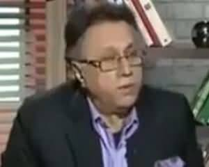 Talibans are Better than Nawaz Sharif and Zardari - Hassan Nisar Praising Taliban System in Afghanistan