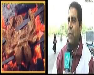 Target (Dead Chicken Being Sold in Karachi) – 12th April 2014