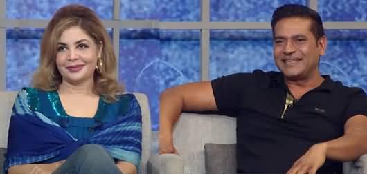 Taron Sey Karen Batain (Aqib Javed With His Wife) - 5th August 2021
