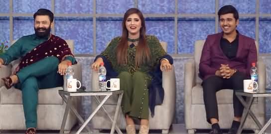 Taron Sey Karen Batain (Comedy Show) - 10th December 2020