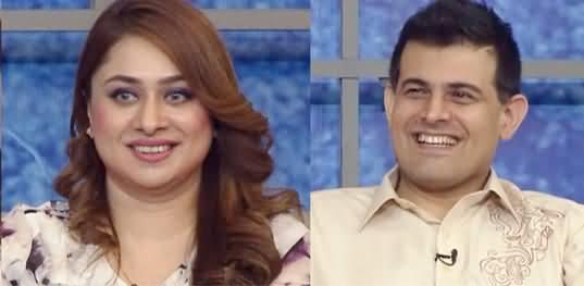 Taron Sey Karen Batain (Guests: Babrak Shah | Nayab Zeeshan) - 9th June 2021