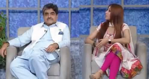 Taron Sey Karen Batain (Guests: Mazhar Iqbal & Chandni Rajput) - 1st September 2021