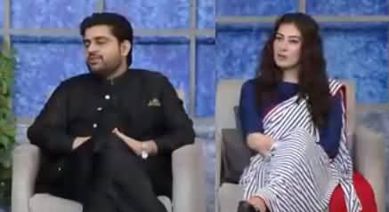 Taron Sey Karen Batain (Guests: Memoona Qudoos & Kumail Haider Shah) - 15th September 2021
