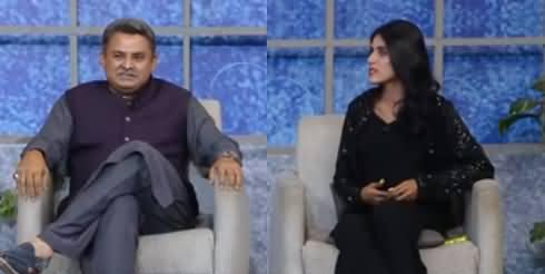 Taron Sey Karen Batain (Guests: Yasir Gillani & Kashmala Rajpoot) - 22nd September 2021