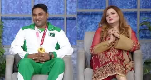 Taron Sey Karen Batain (Haider Ali & Humaira Khan) - 20th September 2021
