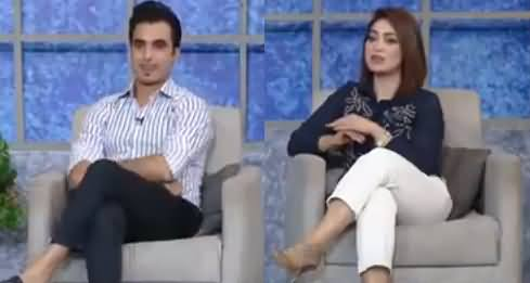 Taron Sey Karen Batain (Imran Nazir & Quratulain) - 14th October 2021