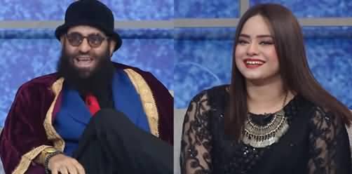 Taron Sey Karen Batain (Irfan Hashmi & Fajar Butt) - 5th October 2021
