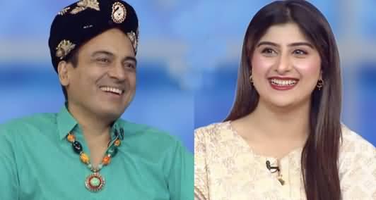 Taron Sey Karen Batain (Khalil Haider & Farwa Waheed) - 28th July 2021