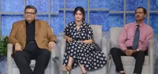 Taron Sey Karen Batain (Nabeel Hashmi, Fatima & Nasir Adeeb) - 13th October 2021