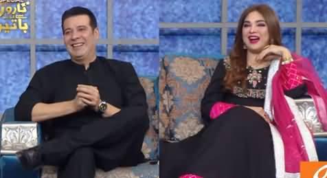 Taron Sey Karen Batain (Natasha Ali | Zeeshan Rokhri) - 14th May 2021
