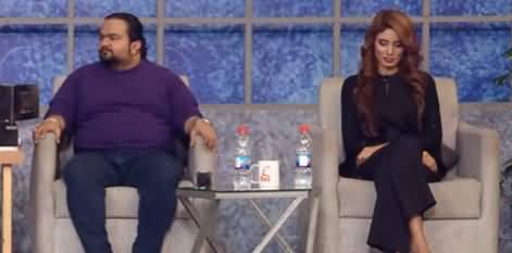 Taron Sey Karen Batain with Fiza Ali (Comedy Show) - 21st January 2021